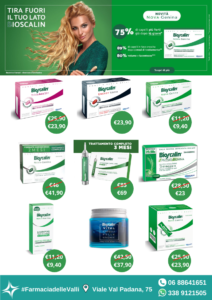 Bioscalin, capelli più forti